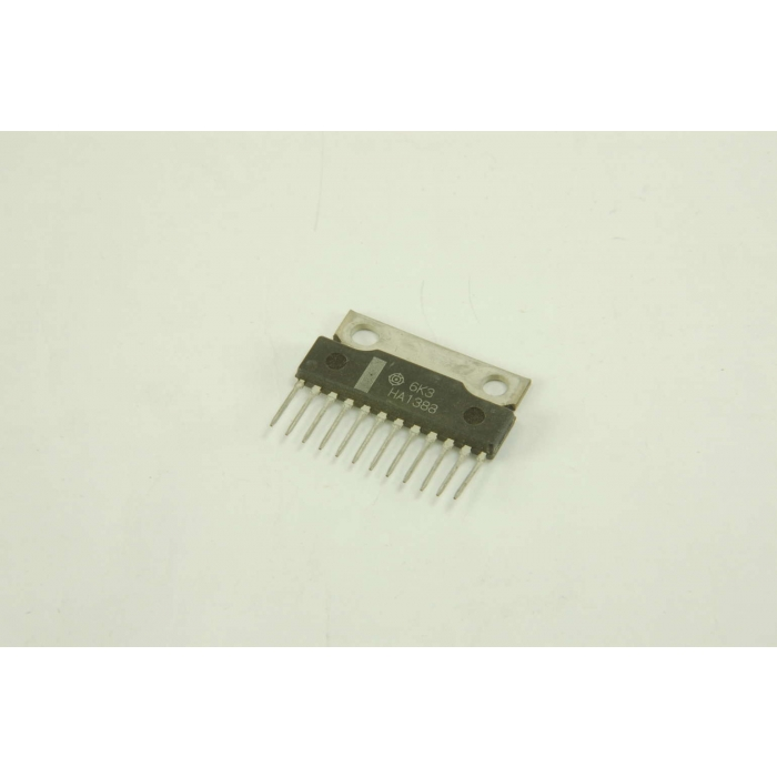 HITACHI - HA1388 - IC, audio. Power amplifier.