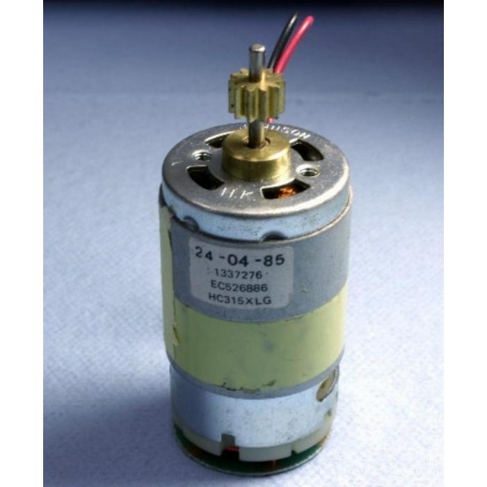 JOHNSON - HC315XLG - Motor, DC. Reversible PM 6-24VDC.
