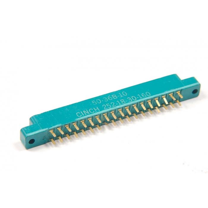 CONNECTOR CINCH 50-12A-30 CARD EDGE