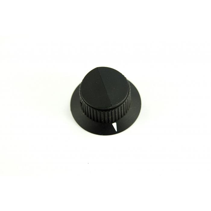 Electronic Hardware Corp - MS91528-3F2B - Hardware, knob. 125-3-2G