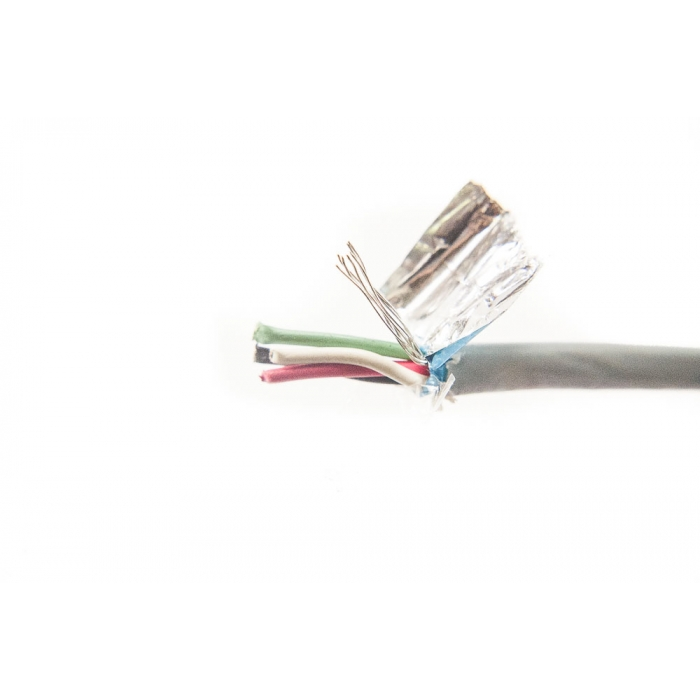 Champlain/Exar - 66-15626 - Cable, shielded. 24-4C.
