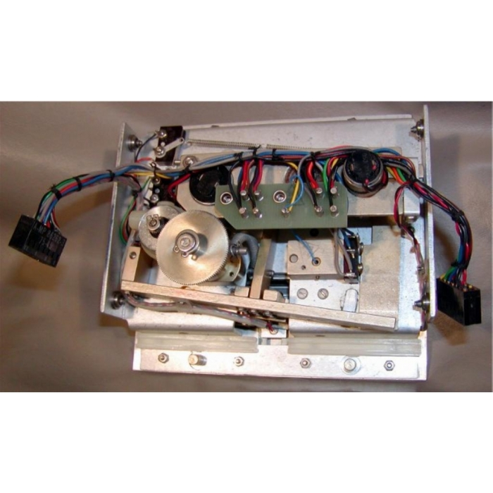 Minimotor SA - 8-334 - Four precision DC Mini-Motor assembly.