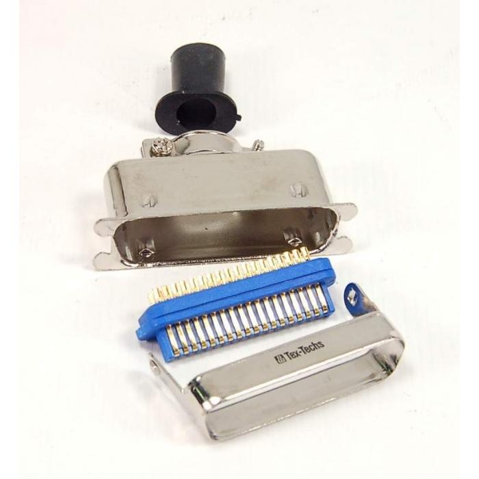 TEX-TECHS - CCS36A - 8-523 - Connector, rectangular. Type: Micro Ribbon.