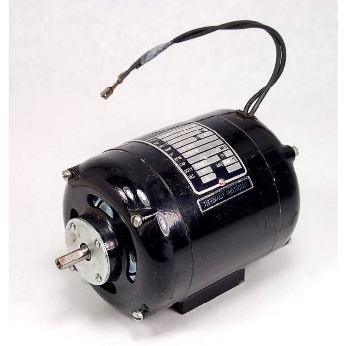 BODINE ELECTRIC  - NSY-13 - Motor, AC. 230V 1500RPM, 1/50 HP