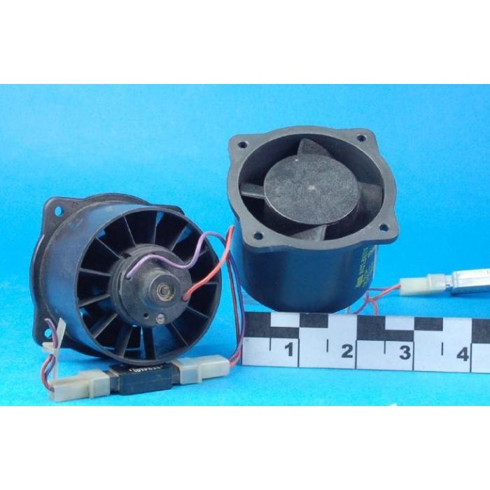 GLOBE - 19A2689 - Fan, axial. 24VDC. Vaneaxial/Round.