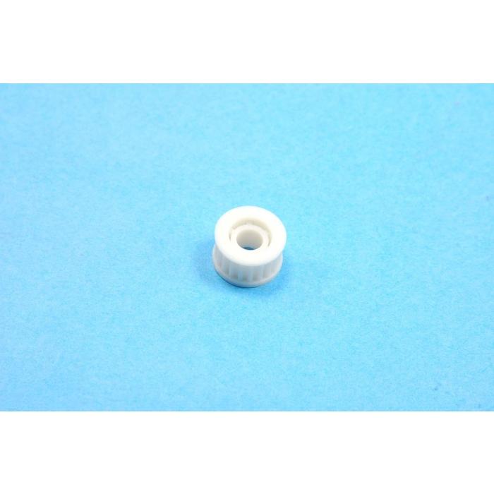 Unidentified MFG - PT-084 - Hardware, pulley. COG.