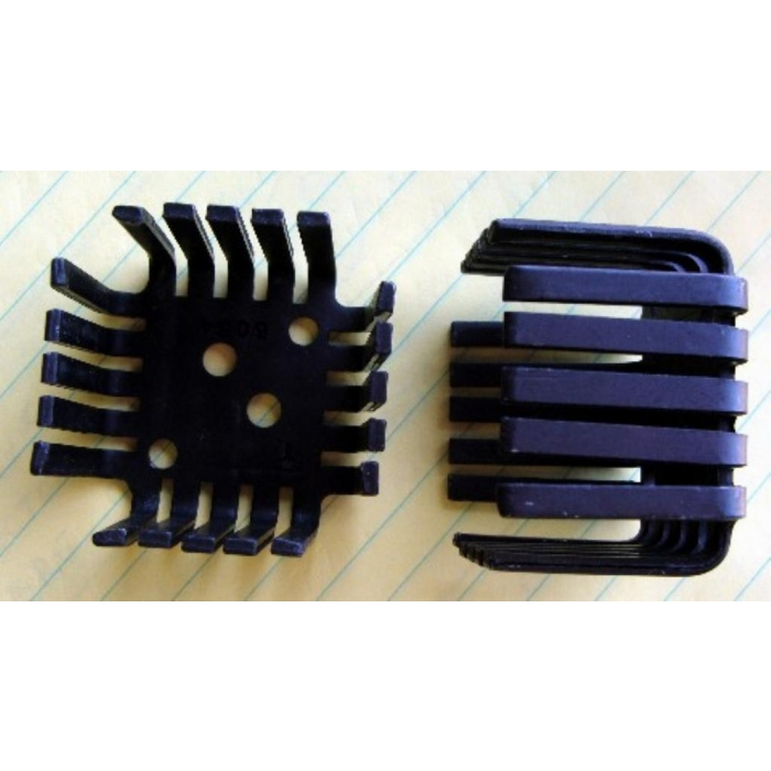 Thermalloy/Aavid - THM6054 - Hardware, heatsink. For TO-3 components.