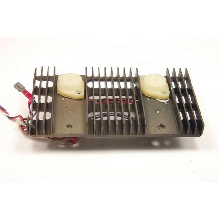 Unidentified MFG - PT-406 - Hardware, heatsink. With (2) VR's.