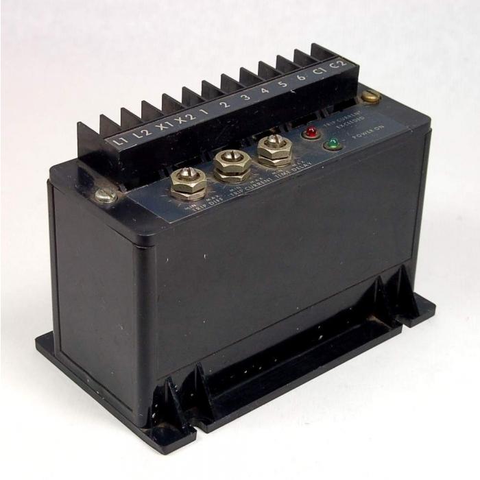 ALLEN BRADLEY - AB - 809S-BB100A1-A - AC Current Relay Adjustable 1-12Amps 120V60Hz
