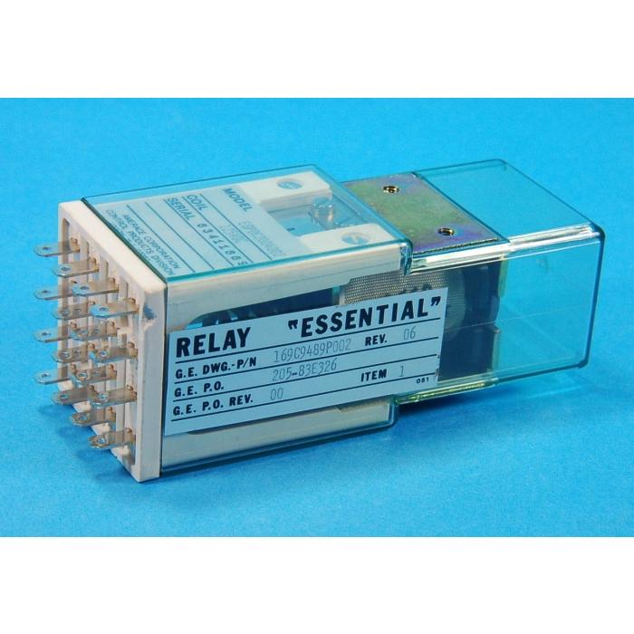 AGASTAT/AMERACE - EGPD002 - 125VDC 4PDT 15Amp