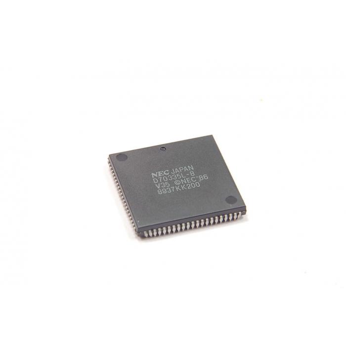 NEC Corporation - UPD70335L-8 - IC. 16-Bit Microcontroller 2-Channel.