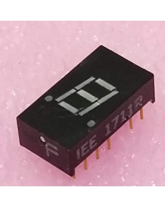 IEE - LR1737R - IEE1737R -  Seven Segment Numeric LED Display.