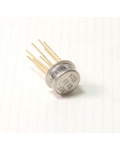 PMI - REF02DJ - IC, voltage reference. 5V. TO-99.