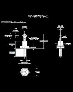 TRW - SD31 - Schottky Diode - 50V, 30A. DO-203AA, General Purpose Schottky Rectifier