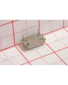 "DALE - XO-43A 14.976MHZ - 14.976Mhz New crystal oscillators 0.225""hi"