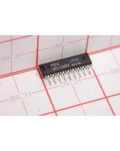 NEC Corporation - UPC1245V - IC, audio. FM radio IF amp/detector.