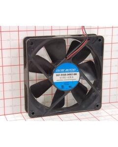 GLOBE - D47-B10A-04W2-000 0.32Amp - Fans, DC. 12V 7-blade 120x25mm RFE