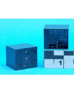 American Zettler - AZ2100-1A-9DE - Relay, power. SPST NO 40A 9VDC.