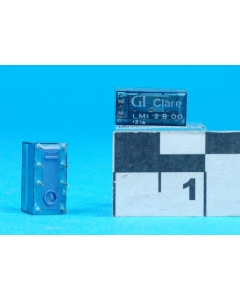 CLARE - LM12B00 - Relay, DC. DPDT 0.5Amp 5VDC.