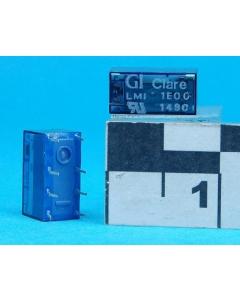 CLARE - LM11E00 - Relay, DC. SPDT 1Amp 24VDC.