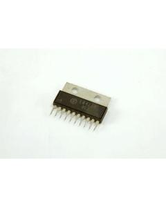 SANYO - LA4260 - IC, audio. 2.5 Watt 2 Channel AF power amplifier.
