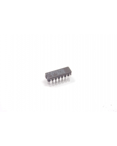 National Semiconductor Corp - M38510/05151BCA - IC, CMOS. Dual D-type flip-flop.