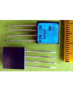 UNITRODE - 676-6S - Diode, FWB. 1Amp 600V.