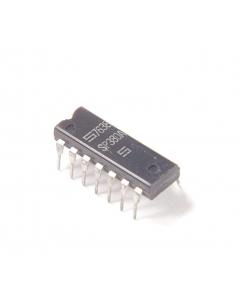 SIG - SP380A - IC. Quad 2 input nor gate. Case: 14 Dip.