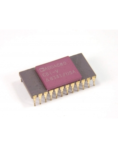 Analog Devices Inc - ADDAC80CBIV - IC, D/A converter. 12-Bit. Pulls.