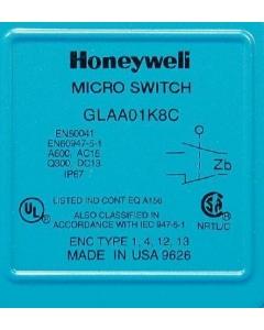 Honeywell / Microswitch - GLAA01K8C - Switch, Limit. Wobble Stick 1NC 1NO SPDT.