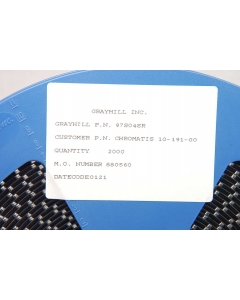 GRAYHILL - 97S04SR - Switch, dip. 4 Pos SMD. Package of 2.