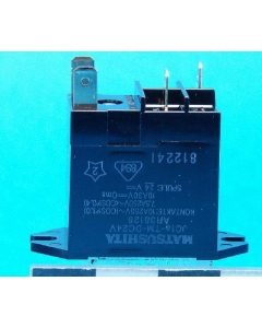 Relay Dpco 12Vdc Contact Configuration DPDT Contact Material Silver Nickel Coil Resistance 270ohm Contact Current 8A Coil Type Non Latching Coil Voltage 12VDC Produc Contact Voltage VAC 250VAC