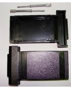 Pactec - K-CNL-0006BK - Connector, hood. D-SUB DB25 Hood only, enclosure.