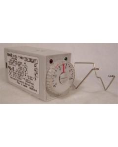 MATSUSHITA - S1DX-A2C10S-AC120V - On Delay Timer 0.5-10 Sec 120VAC