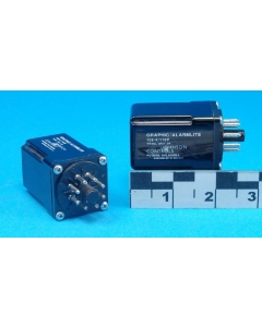 JOHNSON CONTROLS INC. CT - 108-4/110V - Relay, DC. 110VDC Coil.