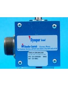 DYNAPAR / DANAHER - 3201001230 - Encoder, rotary. Incremental 100-PPR.