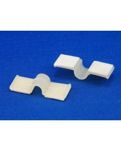 "BRADY - PC25 - Cable clamps. 1/4"". Package of 25."
