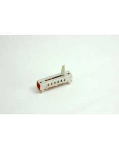 TYCO/ALCOSWITCH - SL-660 - Switch, slide. 6-position.