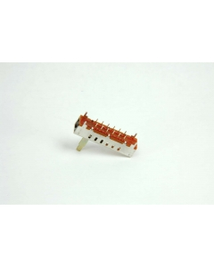 TYCO/ALCOSWITCH - SL-660 - Switch, slide. 6-position.