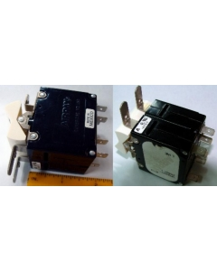 AIRPAX - UPGHX41-25462-1 - Circuit breaker. 2P 30Amp 250VAC.