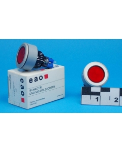 EAO SWITCH - 14-131.025/010 - Switch, pushbutton. Illum SPDT 5A250V.
