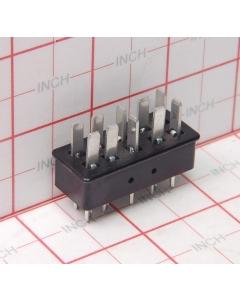 CINCH JONES - P-310-LAB - Connector, Cinch. M 10 Pin, LAB. 250V, 10 Amp