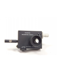 GAMMA SCIENTIFIC - 700-10-65A - Scanning Micrometer Eyepiece