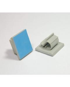 "Dek Inc/Deklip - 021-0250/1m - Hardware, cable clamp. 0.250"" (1/4"")."