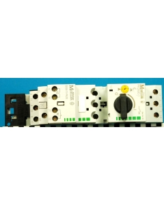 KLOCKNER MOELLER - PKZM0-1/SE00-11 - Control, motor. 120V/60Hz