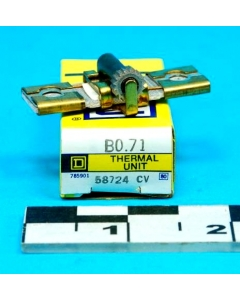 Square D - B0.71 - Overload Relay Thermal Unit 80A assembly