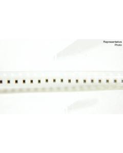 KEMET - C1206C120M5GAC72107605 - Capacitor, ceramic. 12pF 50V. Package of 100.