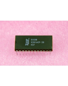 XICOR - X2816CP-20 - IC, EEPROM. 2K x 8.