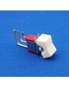 C & K Components - U11 - Switch, rocker. SPDT 5Amp 120VAC. Miniature.