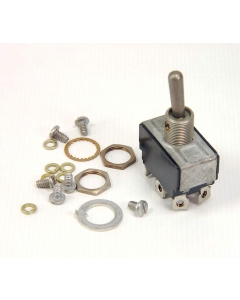 Cutler-Hammer / Eaton * - 7585K4 - Switch, toggle. Contacts: DPST.